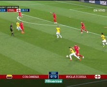 Xem lại: Colombia vs Anh