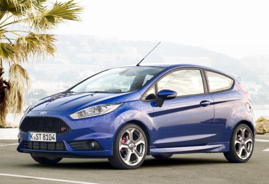 Ford Fiesta ST - amerykańska propozycja w kategorii hot hatch