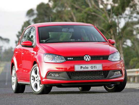 Niemiecki hot hatch: Volkswagen Polo GTI