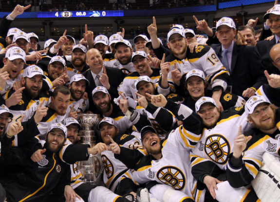 Boston Bruins, 2011 Stanley Cup