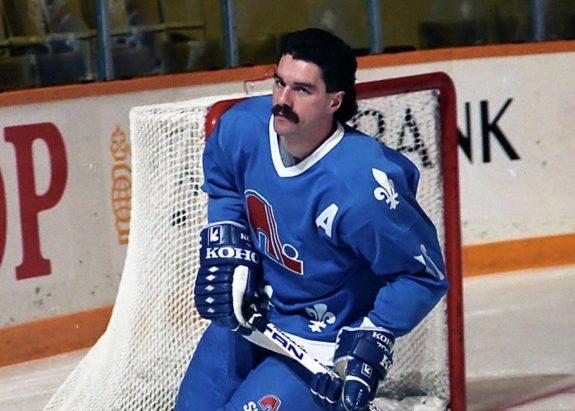 Michel Goulet Quebec Nordique