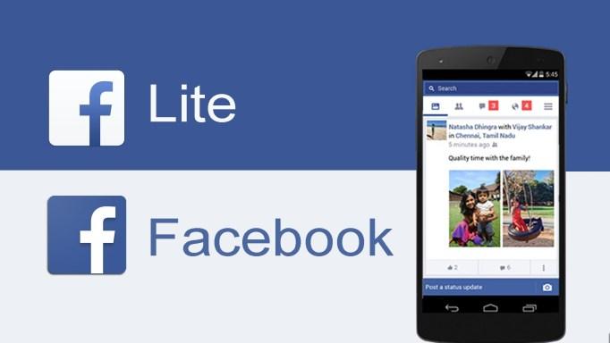 Image result for facebook lite