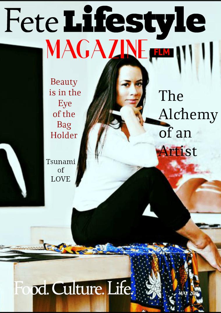 Fete Lifestyle Magazine May 2016 - Art Issue | Joomag ...