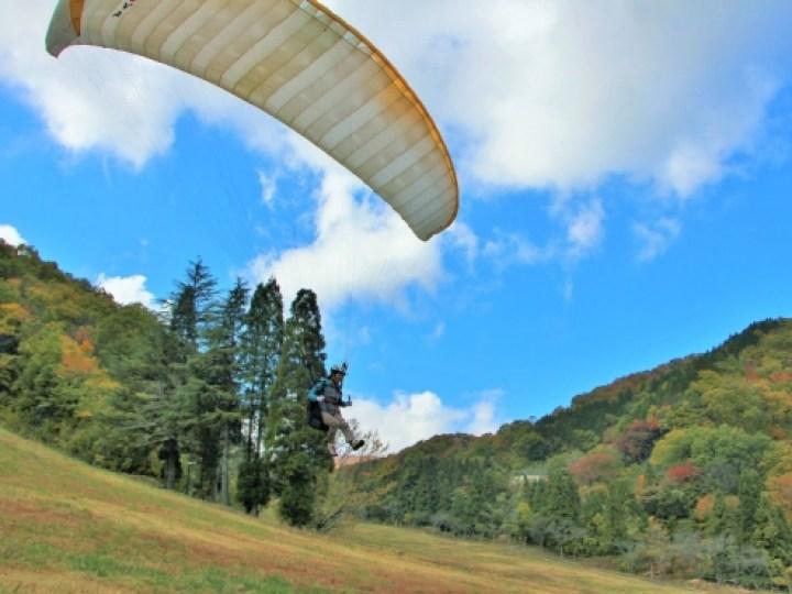 photo by 関西・近畿のパラグライダーの体験ツアー・スクール|そとあそび