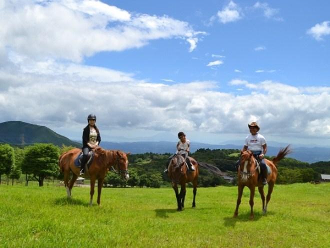 photo by鹿児島県の乗馬・ホーストレッキング(外乗)の体験ツアー|そとあそび