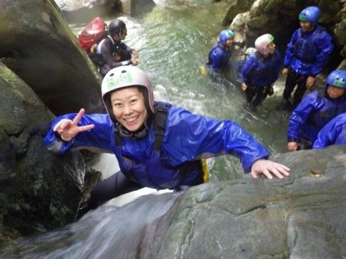 photo by祖谷渓キャニオニングツアー/サファリ|そとあそび