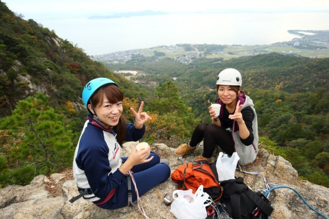 photo by ロッククライミング体験レポート・特集