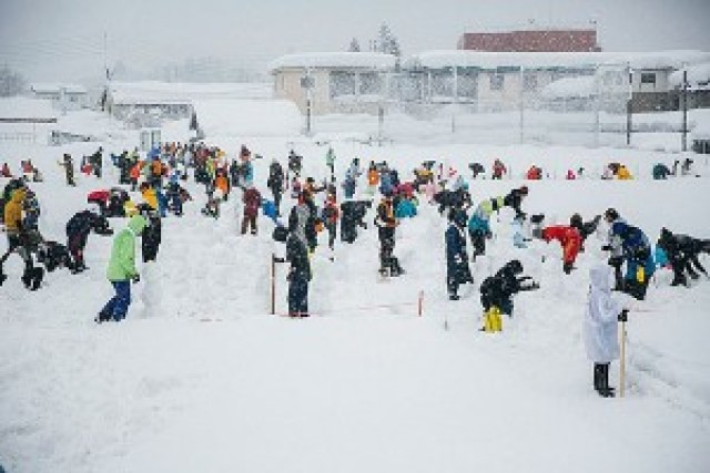 photo by 第34回いいやま雪まつり