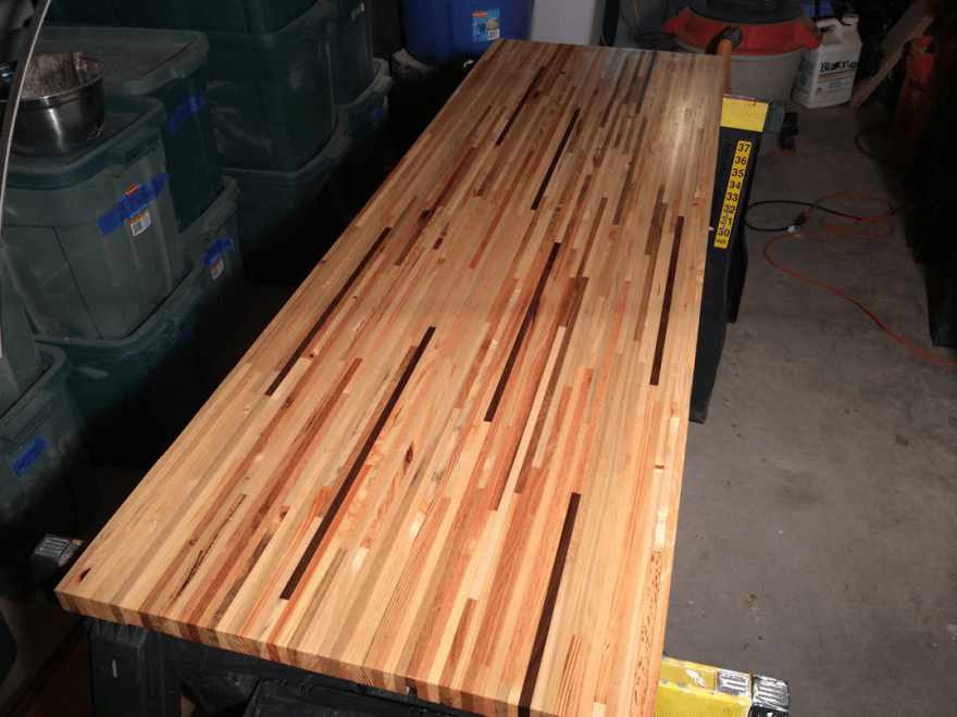 from pallet wood