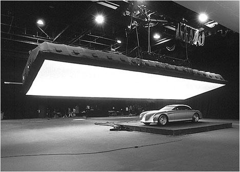 car studio photography set ups core77