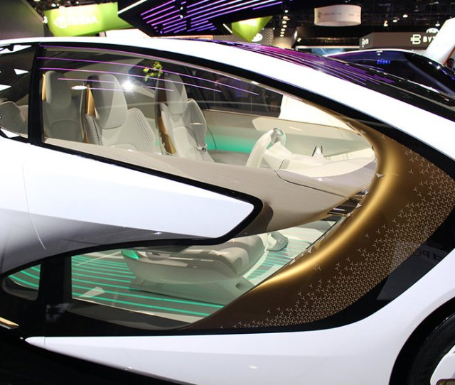Core Toyota Concept I The Driver Is Still In Control Of Concept I But The Car Uses Biometric Sensors To Read Their Emotions So If The Driver Is Feeling