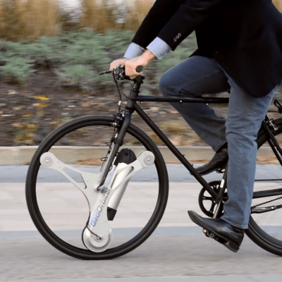 Electrify Your Bike In Under 60 Seconds Core77