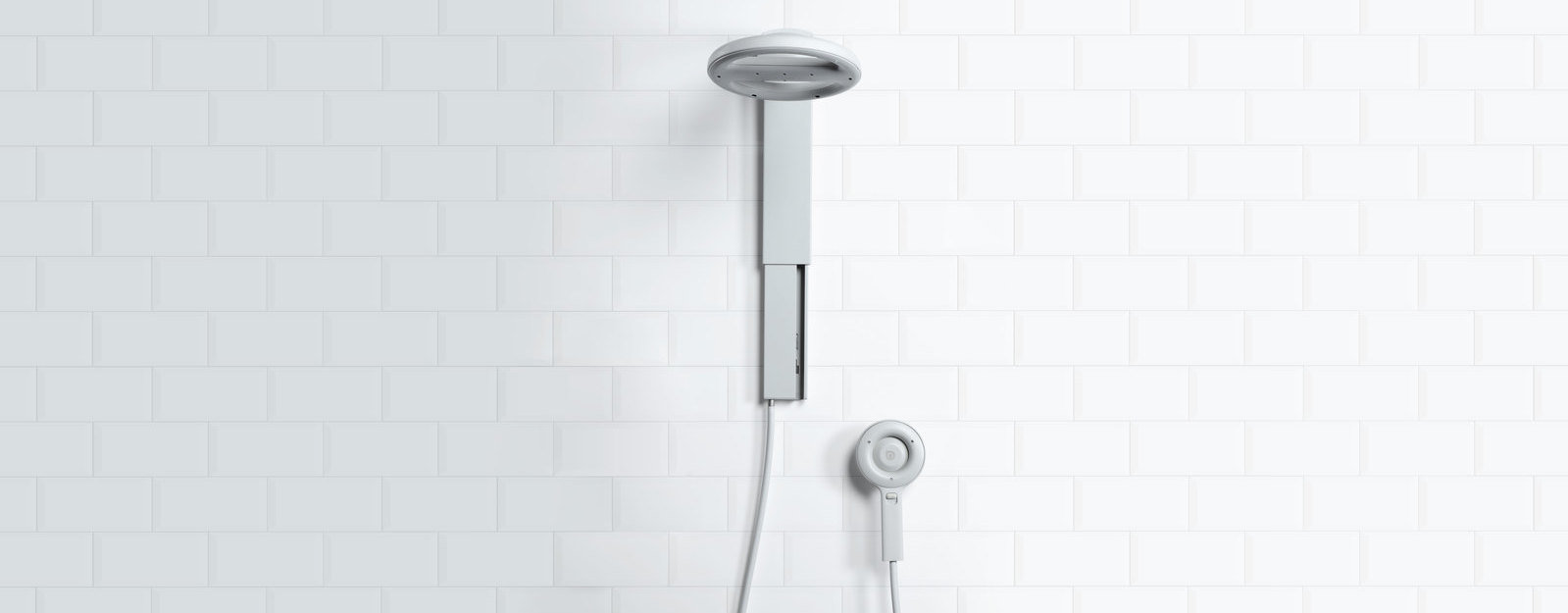 The Incredible Pressure Of Building A Shower Head One With