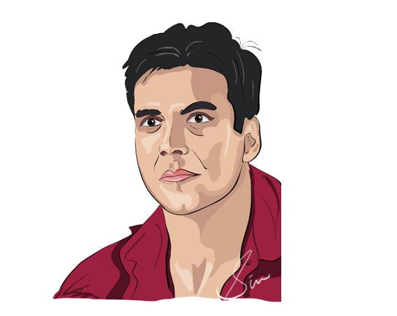 Cartoon By Simrat Singh At