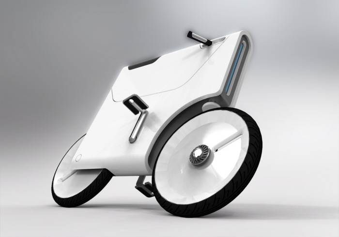 Electric Bike Concept
