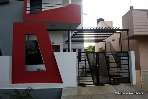 Modern Duplex House Design In Bangalore