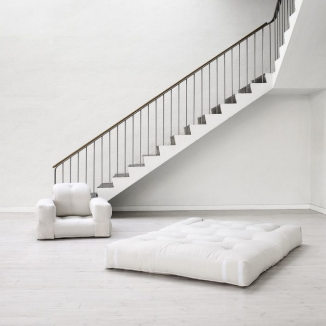 Chair And King Size Mattress Hippo Is Just As Nest Nido A Redesign Of Traditional Futon Furniture Designed For Small Es