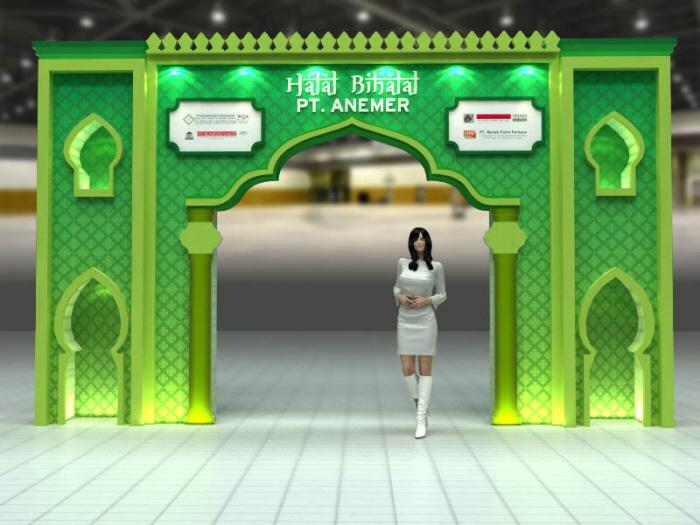 Halal Bihalal Pt Anemer By Addiksi Kreatif Imagi At Coroflot Com