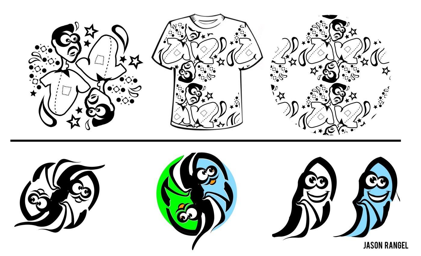 Character Development By Jason Rangel At Coroflot