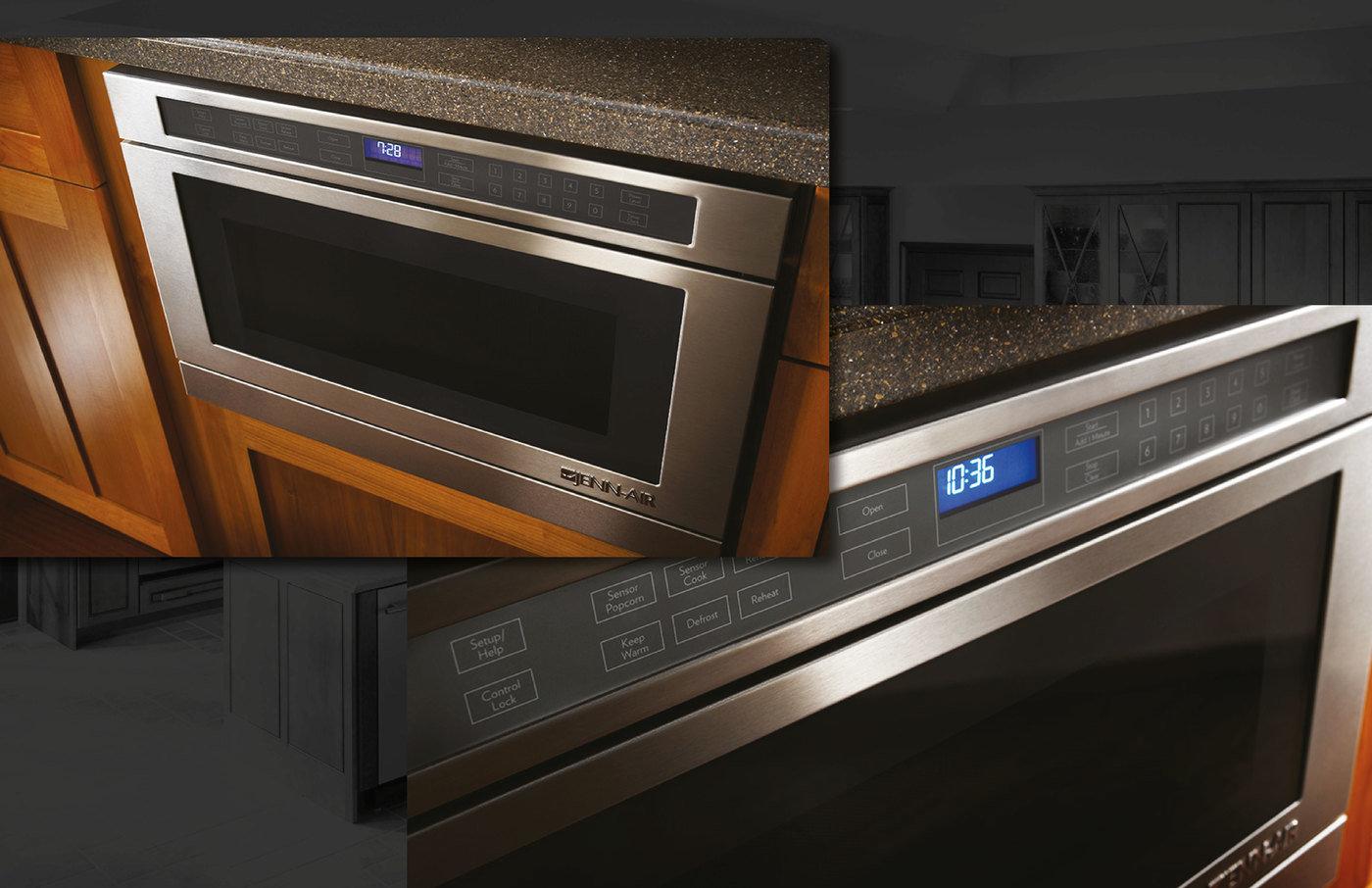jenn air 24 under counter microwave