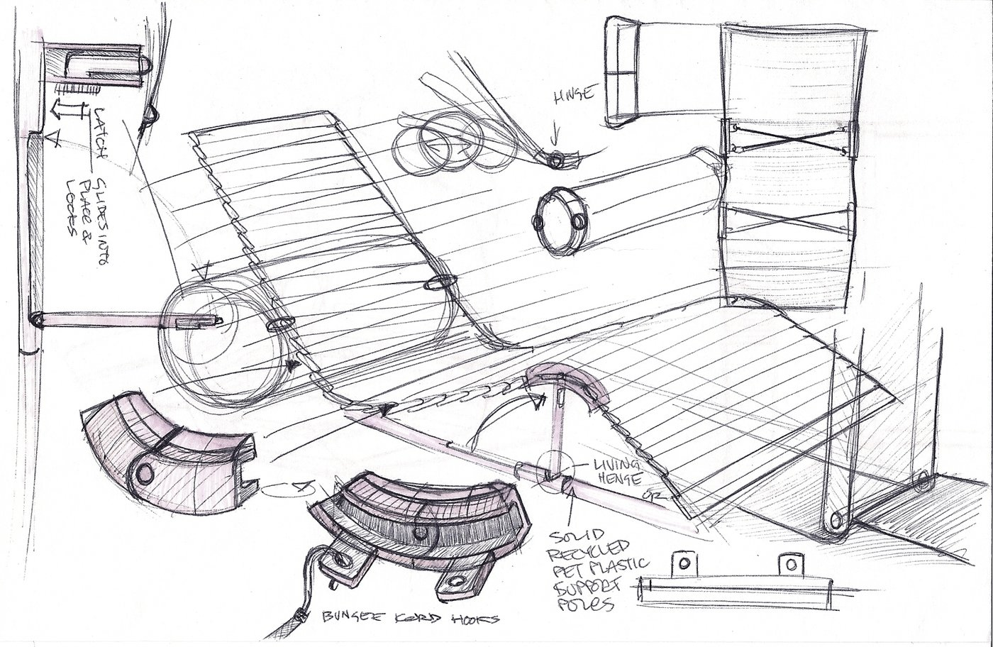 Furniture Sketches By Alton Janelle Iv At Coroflot