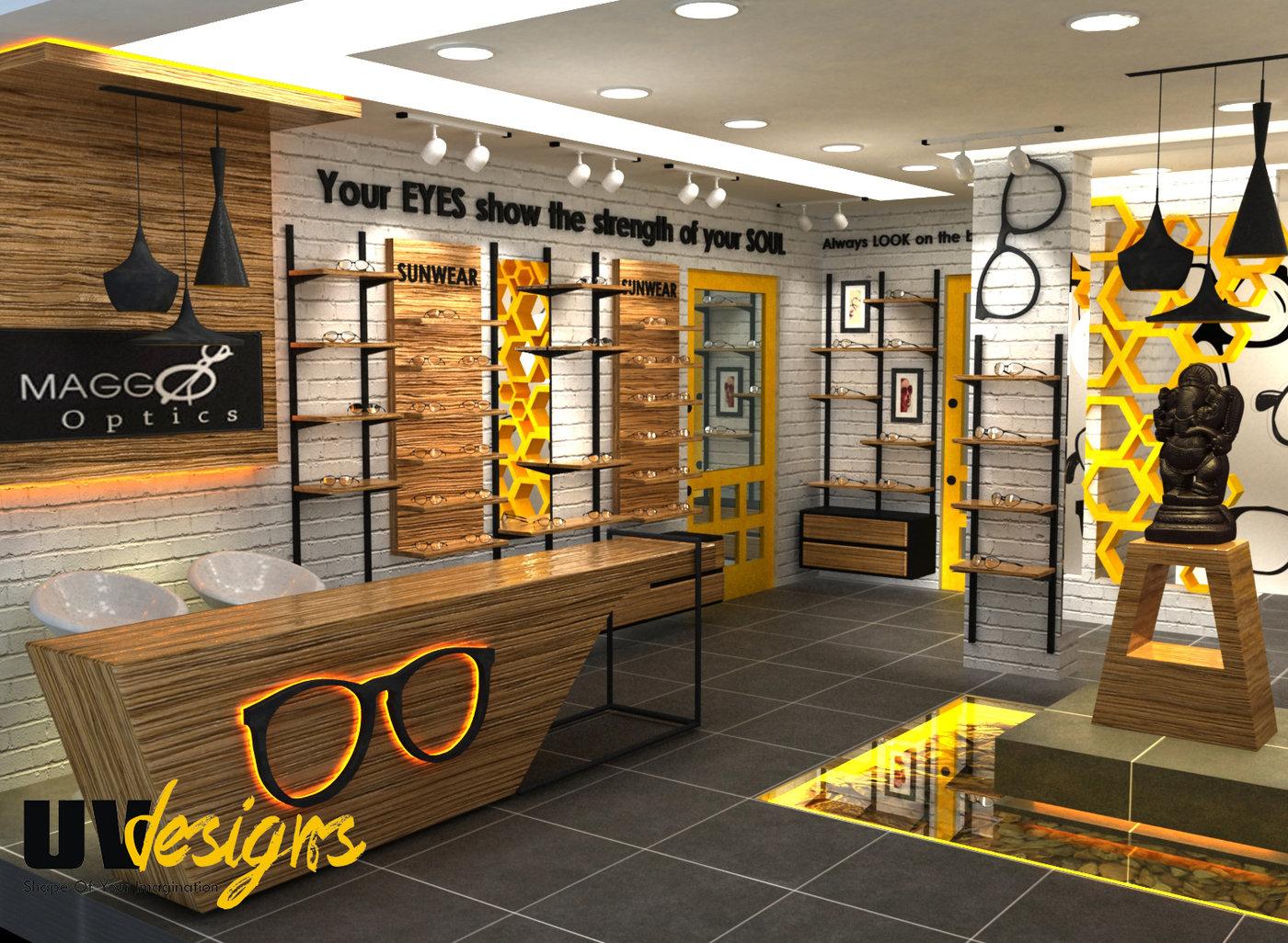 Optical Shops Retails By Yogesh Tripathi At