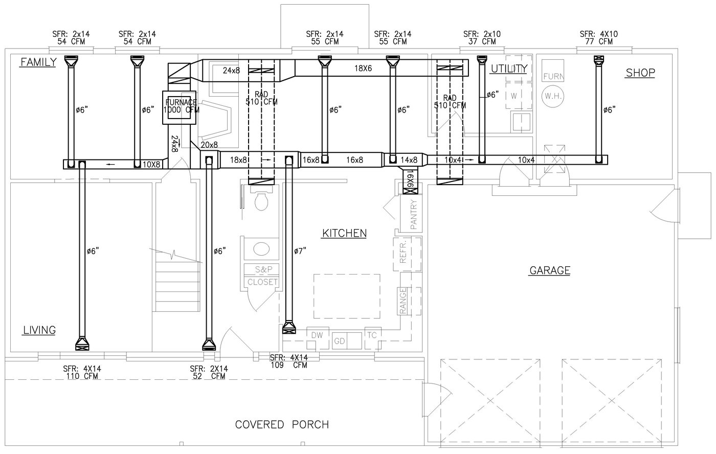 Hvac Schematic Drawings
