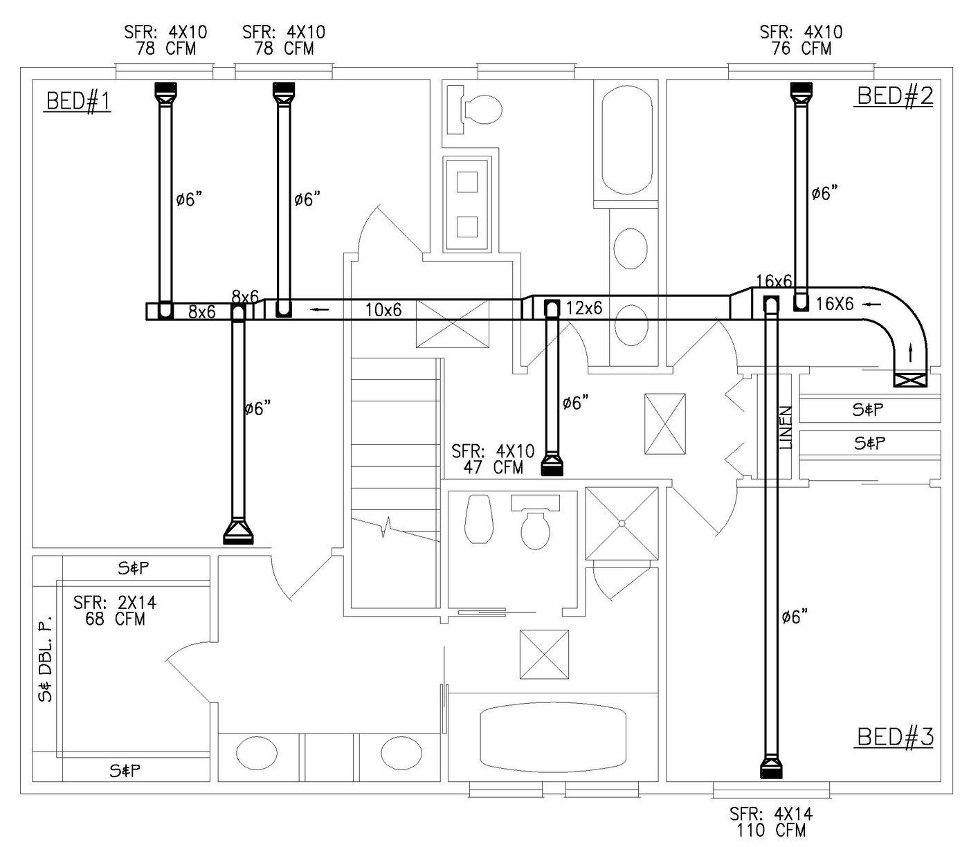 Hvac Plans By Raymond Alberga At Coroflot