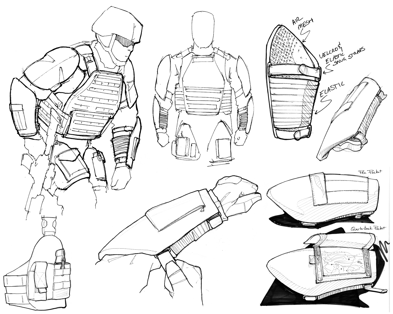 Military Design Work By John Ficker At Coroflot