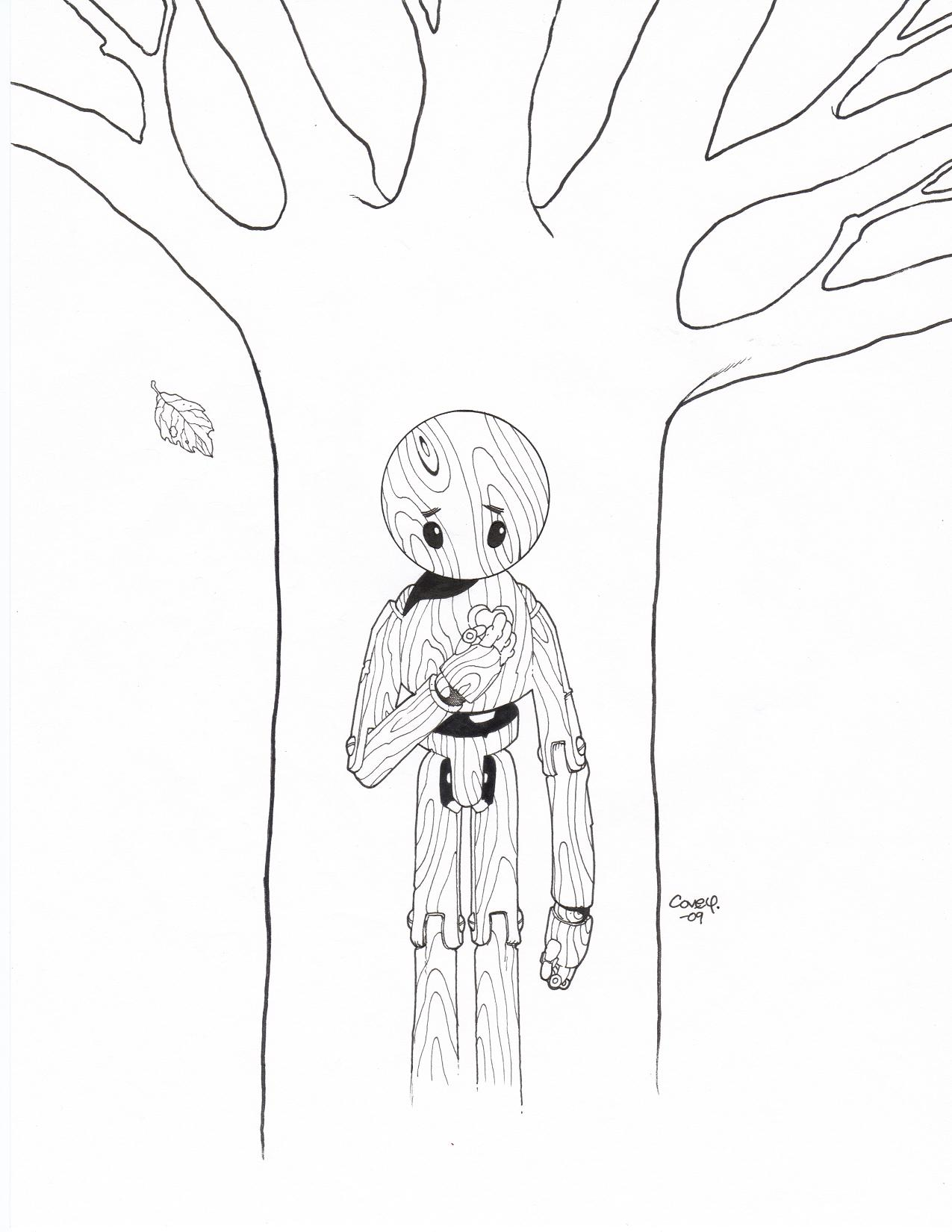 Armoire Coloring Pages