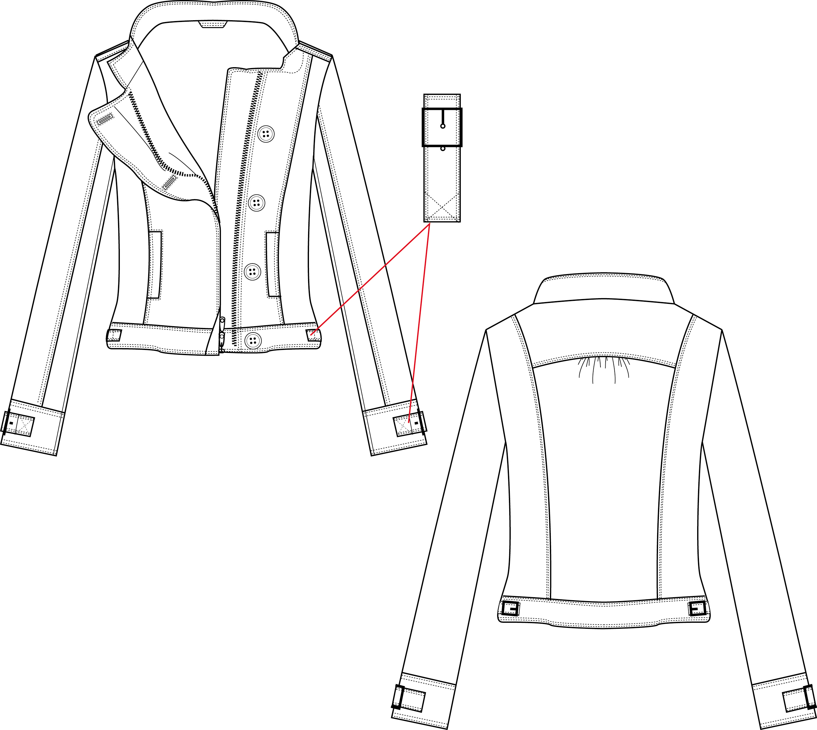 Fashion Cads Amp Technical Design By Lindsay T Dellinger At