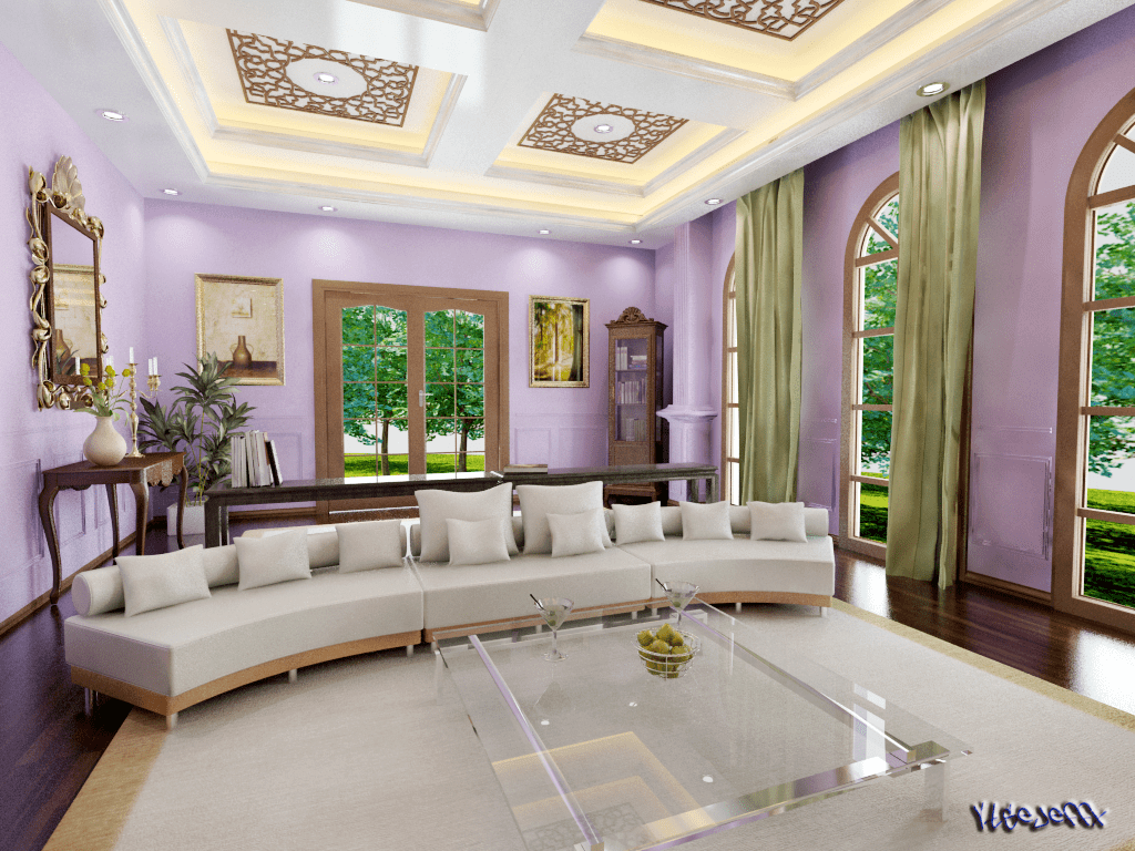 Interior Design By Jeffrey Dela Cruz At
