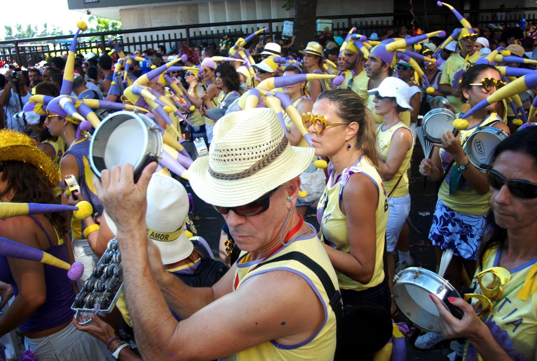 Carnaval de Rua em Ipanema