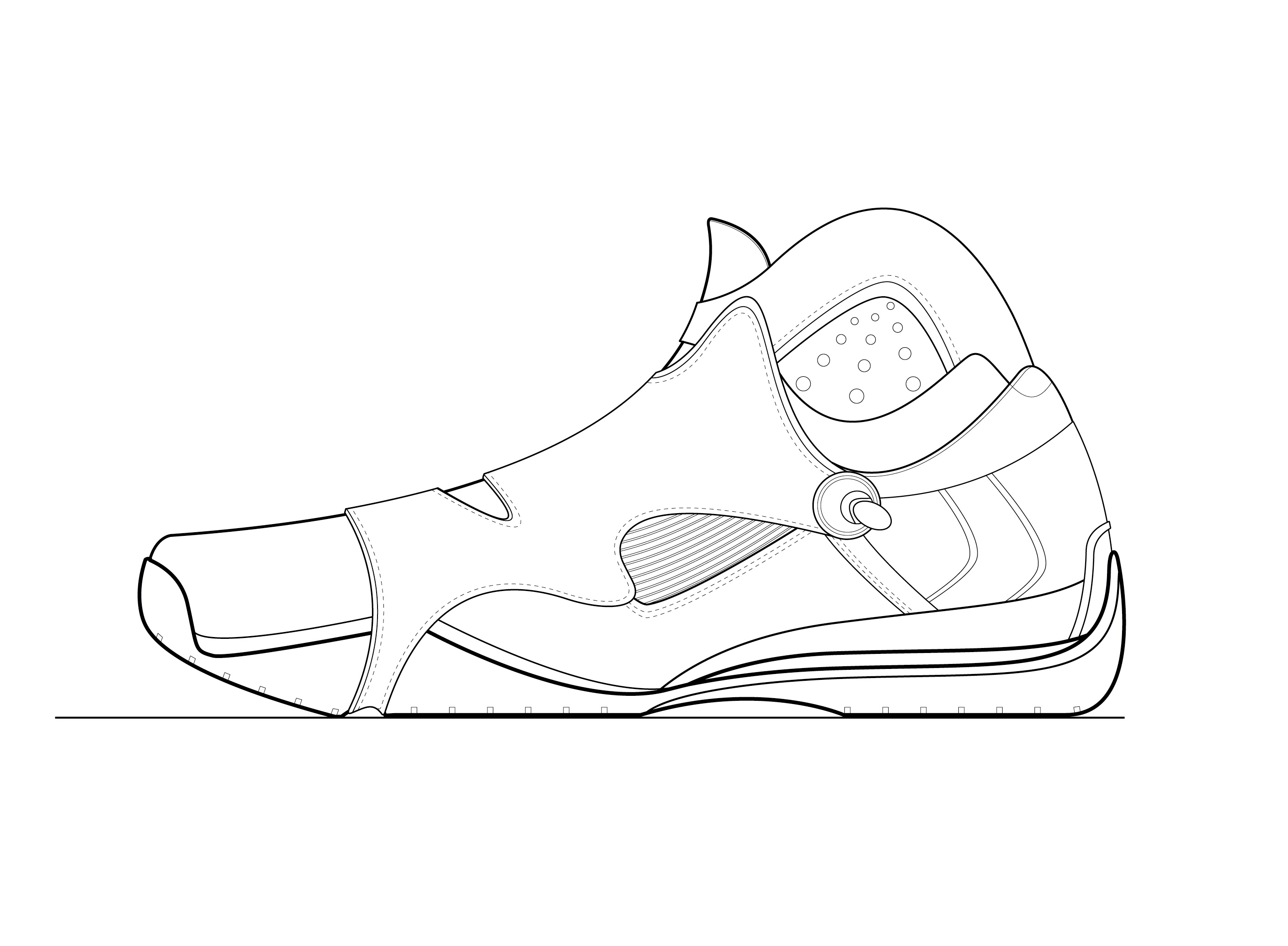 Sketches Of Kd Nike Coloring Pages