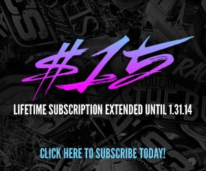New issue out soon… lifetime subscriptions for $14.99