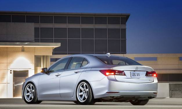 Everything you need to know about Acura's TLX