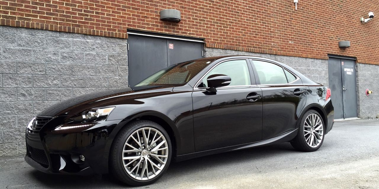 2015 Lexus IS250 Review