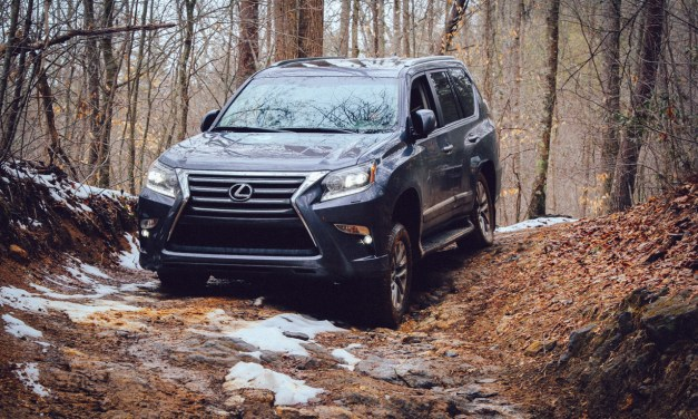 2015 Lexus GX460 Review