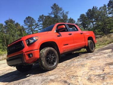 2015 Toyota Tundra TRD Pro Review