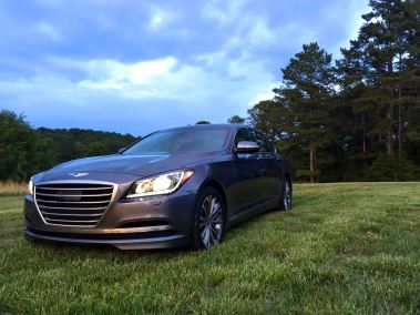2015 Hyundai Genesis 3.8 V6 Review