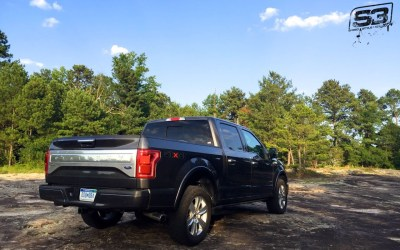 2015 Ford F-150 EcoBoost Platinum Review