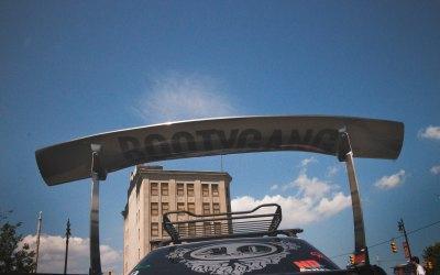 Detroit Hustle – Drifting in Corktown