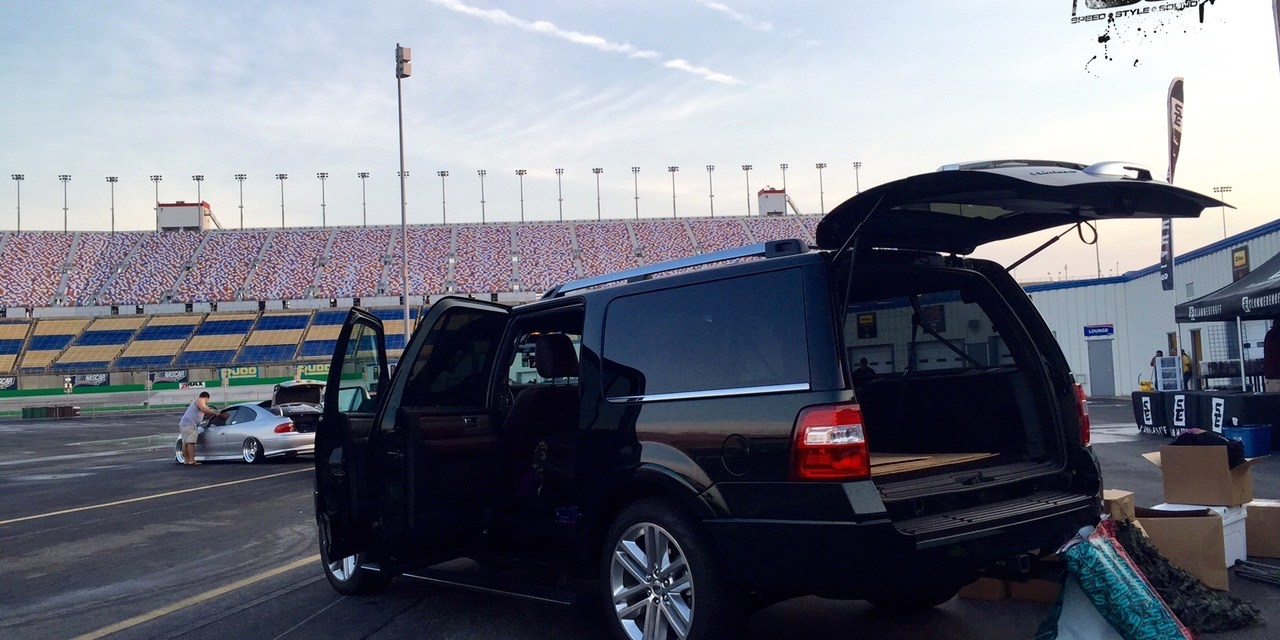 2015 Ford Expedition XL Platinum Review