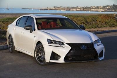 2016 Lexus GS-F Preview