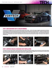 Vortech Charge Cooler Install: Ecoboost Mustang