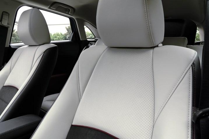 Cx-3 seat
