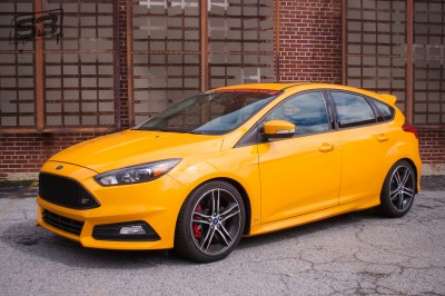2016 Ford Focus ST Mountune Review