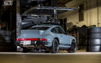 Trail Rated – Porsche 911 Safari