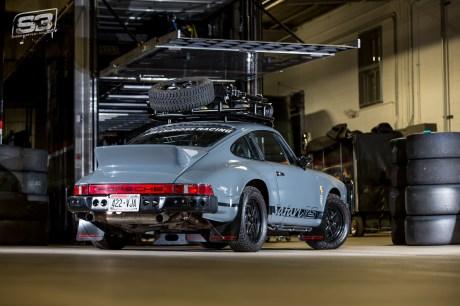 Porsche 911 Safari Rear