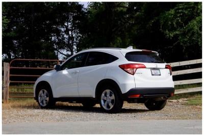2016 Honda HRV Review